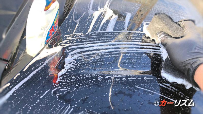 リンレイ「水アカスポットクリーナー」で車のコーティング剤は落ちるのか?実際に試してみたレビュー!